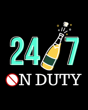 24×7 on duty – Full Sleeve