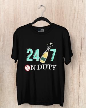 24×7 on duty – Women