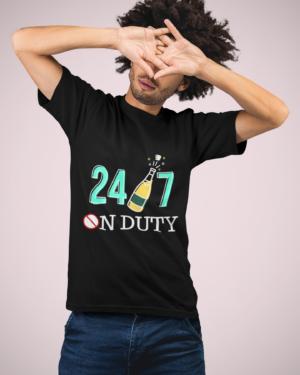 24×7 on duty