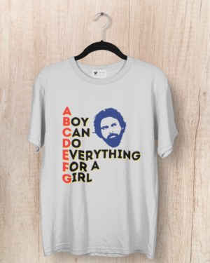 A boy can do anything for a girl – Women