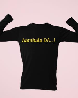 Aambala Da – Full Sleeve