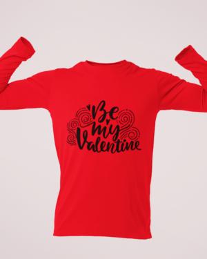 Be my valentine – Full Sleeve