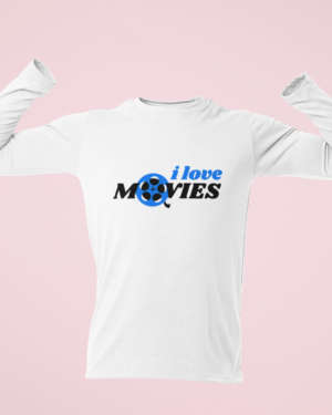 I love movies – Full Sleeve