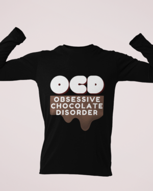 Obsessive chocolate disorder – Full Sleeve