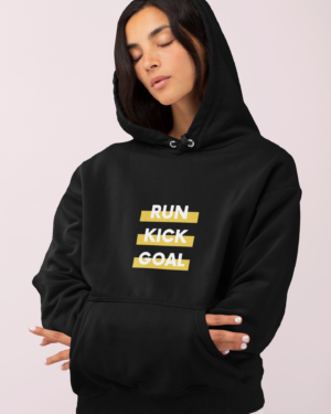 Run kick goal – Hoodie