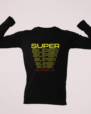 Super ji – Full Sleeve