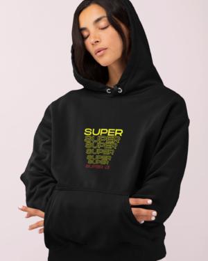 Super ji – Hoodie