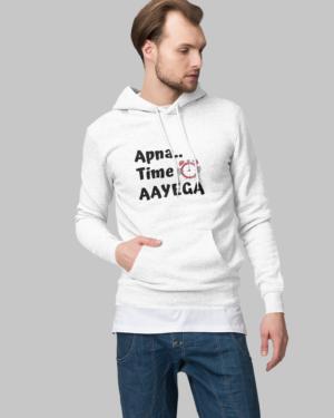 Apna time aayega – hoodie