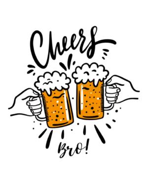 Cheers bro!