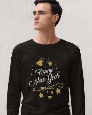 Happy New Year – Full Sleeve