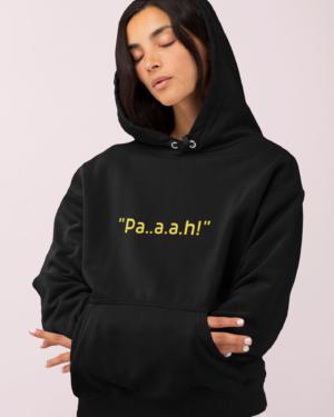 Paaah! – Hoodie