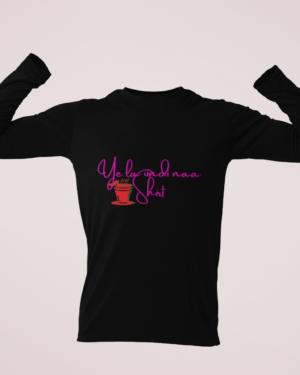 Yella udina shirt – Full Sleeve