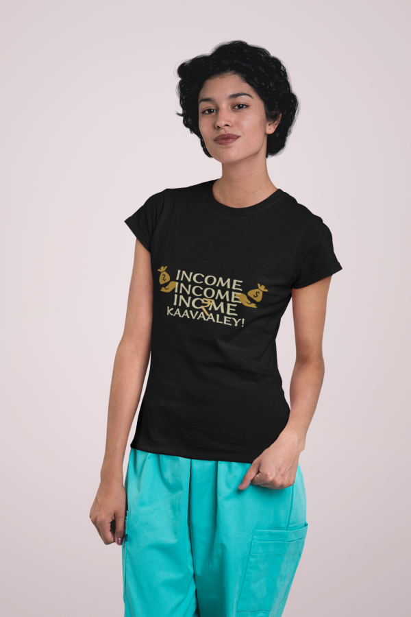 Income kaavale t shirt Women