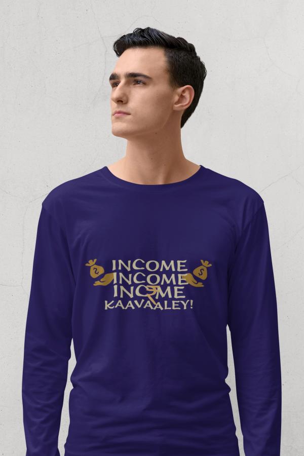 Income kaavale Full Sleeve