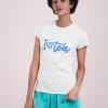 I love tea t shirt Women