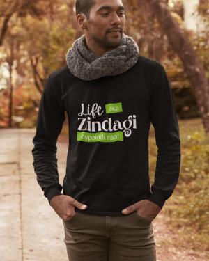 Life oka zindagi – Full Sleeve