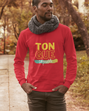 Tongue Teguddi – Full Sleeve