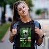 Music on t shirt - Women