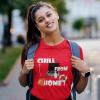 Work from home t-shirt - Women
